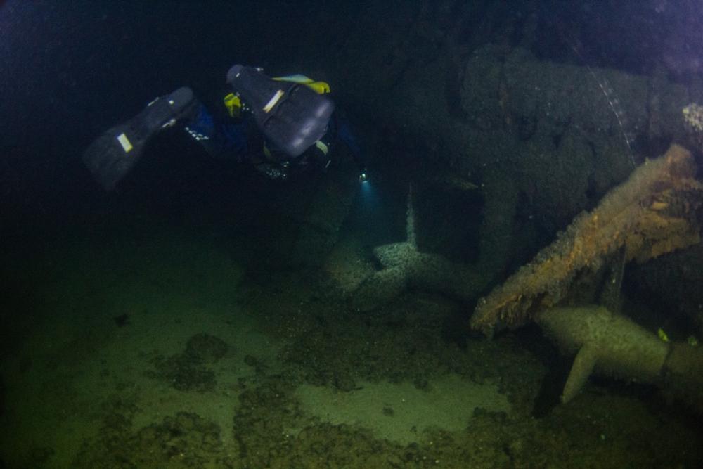 подводные находки подводных лодок
